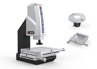 China Non-contact  Manual Optical  Measuring Machines With Contour LED Parallel Illumination supplier
