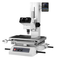 China High Power Toolmaker Measuring Microscope Wide Field Of View Long Stroke Measurements supplier