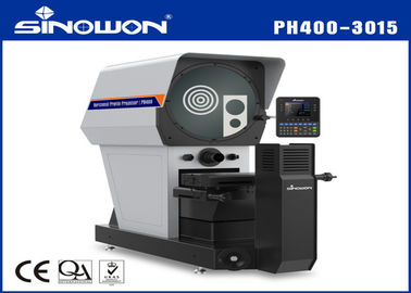 China Powerful Digital Horizontal Profile Projector Ø400mm PH400-3015 Built - In Mini - Printer supplier