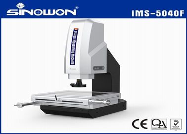 China Video Measuring Machine With Stepless Adjustable 3-ring 8-division LED Cold Illumination supplier
