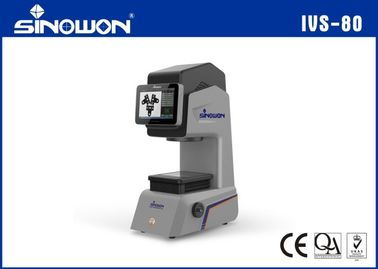 China Friendly Operation Instant Visual Measuring Machine With 4um Accuracy supplier