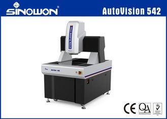 China 5-ring 8-division LED  Four-axis CNC 2.5D Fully Auto Vision Measuring Machine supplier