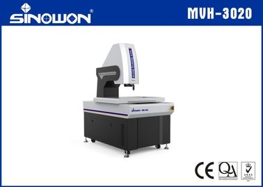 China CNC Touch Probe Fully Auto Vision Video Measuring System With Auto Zoom Lens supplier