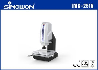 China High Accuracy Manual Vision Measuring Machine 2.5D 250X150mm , 200mm Z Travel supplier
