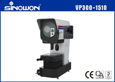 China 0.0005mm Resolution Digital Profile Projectors DP400 196x120mm Glass Stage Size supplier
