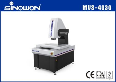 Full Auto Vision Measuring Machine With Continuous Detented Zoom Lens